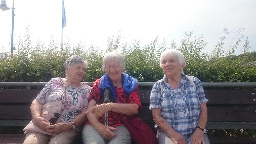 betreute Reisen für Senioren