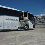 barrierefreier Reisebus